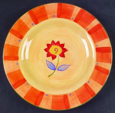 Pfaltzgraff Napoli (Set/2) Luncheon Plates 9 1/8