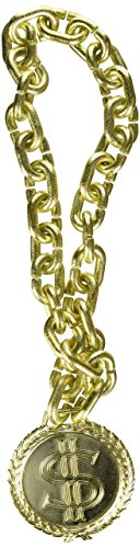 Forum Novelties 64029 Hip Hop Jumbo Necklace]()