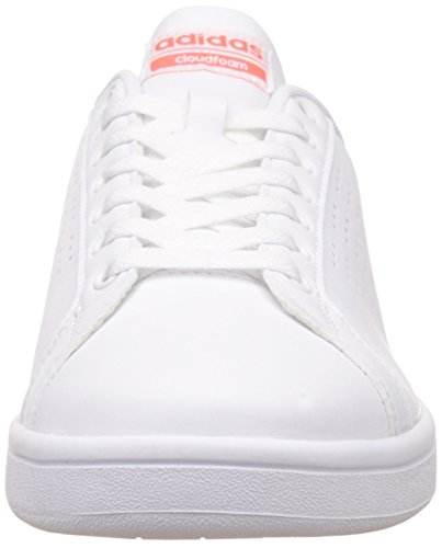 Blanco Advantage Mixte Blanc adidas Cloudfoam de Adulte Chaussures Fitness Aw3916 1xCzwCAq