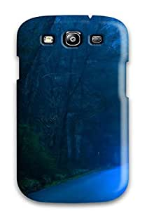 For AyAqJlL11749kUzqp Road Man Made Road Protective Case Cover Skin/galaxy S3 Case Cover
