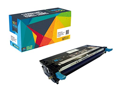 Do it Wiser Compatible Extra High Yield Toner Cartridge Replacement for Dell 3130 3130cn - 330-1199 Cyan