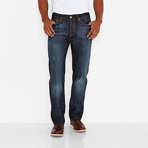 Levi's 00514 Men's 514 Straight Fit Jeans, Shoestring - 34L x 30W by Levi's