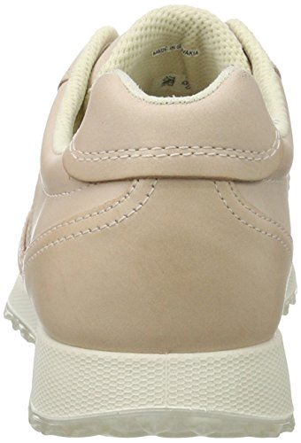 Ecco Ladies, Sneakers Basses Femme Rose (Rose Dust)