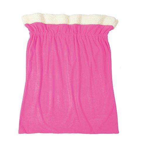 - Rubie's Santa Bag, Pink, One Size