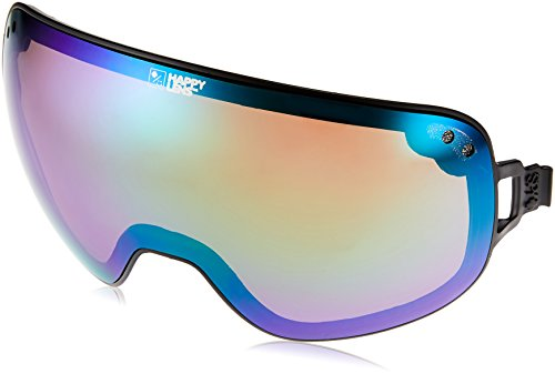 Spy Optic Bravo Lens, Happy Bronze with Green Spectra - Spy Replacement Lenses Goggles