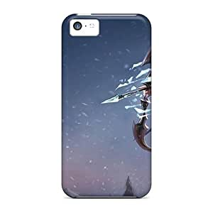 Case Cover League Of Legends - Artwork/ Fashionable Case For Iphone 5c by lolosakes