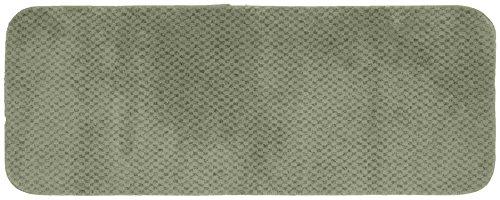 (Garland Rug Cabernet Runner Nylon Washable Rug, 22-Inch by 60-Inch, Deep Fern)