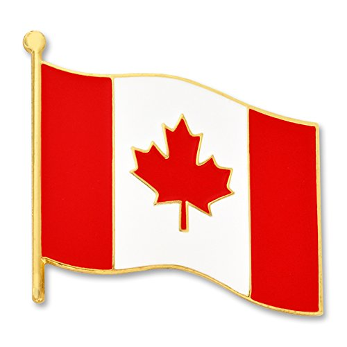 Canadian Jewelry - Canada Canadian Flag Lapel Pin