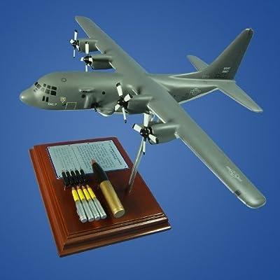 Mastercraft Collection C-130 Hercules Wood Model Aircraft