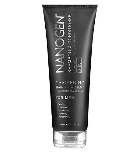 (Nanogen Thickening Shampoo & Conditioner 5 in 1-240ml )