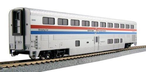 Kato USA Model Train Products Amtrak Phase III Superliner Sleeper by Kato USA Model Train Products Kato Trains