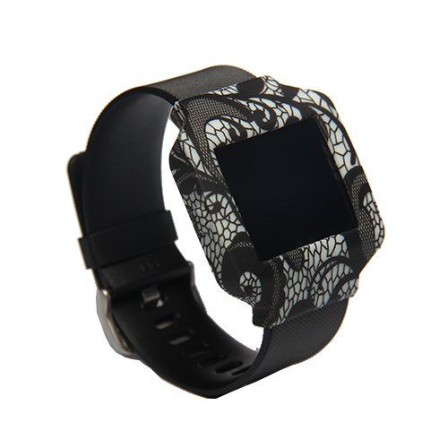 Keweni Band Cover for Fitbit Blaze Smartwatch Slim Designer Sleeve Protector Accessories
