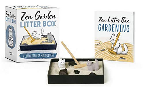 Zen Garden Litter Box: A Little Piece of Mindfulness (RP Minis)