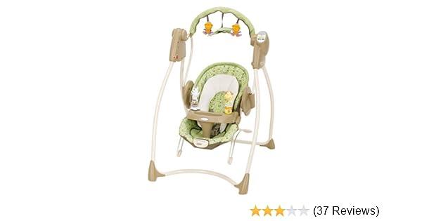 1d3623b9c Amazon.com   Graco Swing  N Bounce 2-in-1 Infant Swing in Little ...