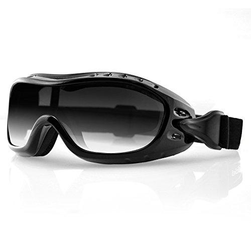Bobster Night Hawk Ii Goggle, Otg With  Photochromic Lens BHAWK02