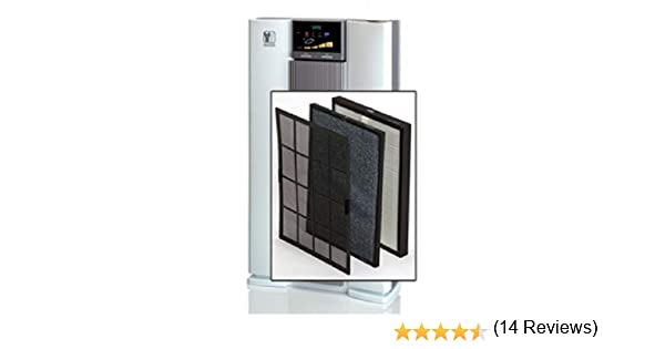 Nikken Air Wellness Power5 Paquete de Filtro de Repuesto: Amazon ...