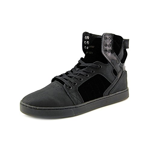 Supra Hommes Skytop Lx Sneaker Noir