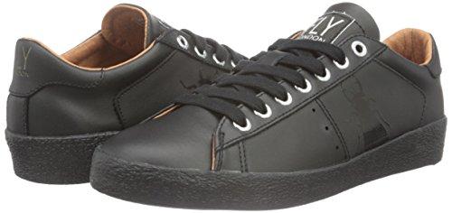 London Fly Berg823fly Mujer Zapatillas black Para Negro P74wqO7d 9c72b91ac54d