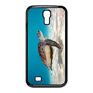 ANCASE Customized Tortoise Pattern Protective Case Cover Skin for Samsung Galaxy S4 I9500