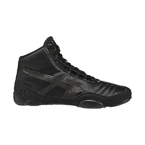 ASICS JB Elite V2.0 GS Skate Shoe (Little Kid), Black/Onyx, 3