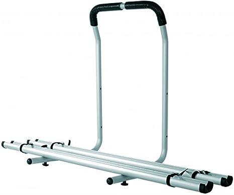 Aluminium PERUZZO 375//A Stelvio Porte-V/élo avec des Rails 4 x 4