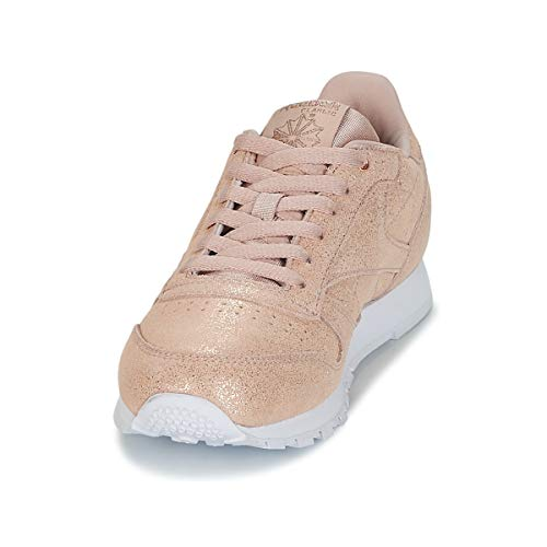 Multicolore Reebok Fitness Be bare Da Scarpe Gold Classic 0 ms rose Leather Donna gYwgT