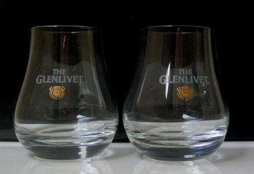 Glenlivet Scotch Whiskey Glass Glasses product image