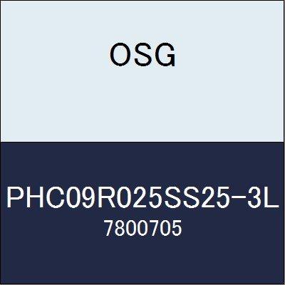 OSG カッター PHC09R025SS25-3L 商品番号 7800705