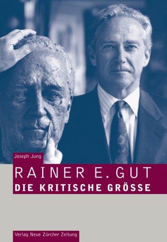 Rainer E. Gut: Die kritische Grösse
