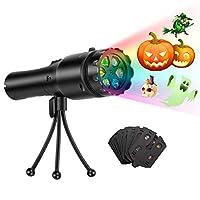 Fitfirst Handheld Halloween Projector Lights Deals
