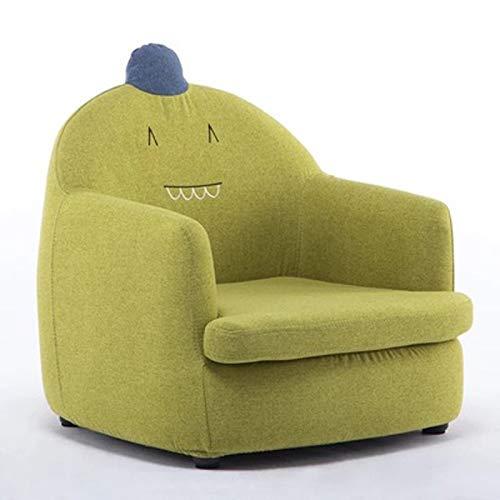 LMCLJJ Sofá reclinable para niños Sillón Moderno para niños ...