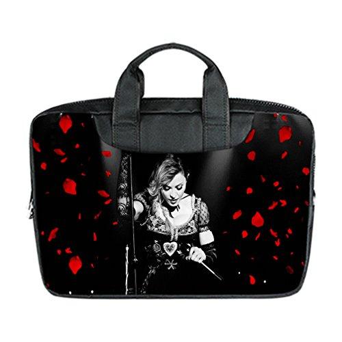JIUDUIDODO Custom Madonna Nylon Waterproof Bag Computer Bag