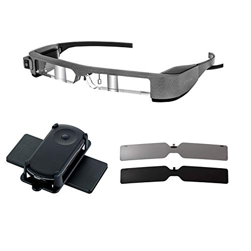Epson Moverio BT-300FPV Smart Glasses (FPV/Drone Edition) (Renewed)