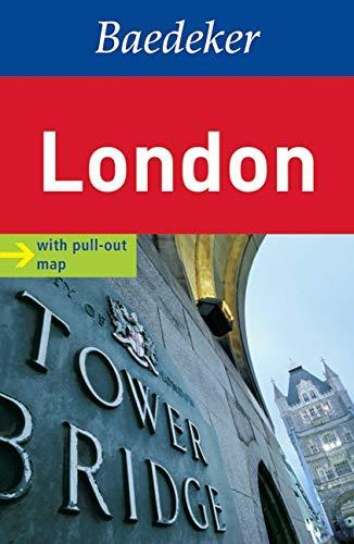 - London Baedeker Guide (Baedeker Guides)