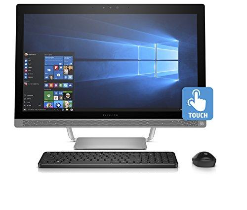HP Pavilion 27-a030 27-Inch All-In-One Desktop (Intel Core i5, 12 GB RAM, 1 TB (Hp Widescreen Tvs)