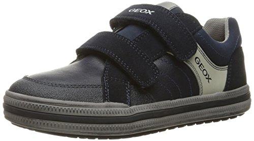 Geox Jr Elvis F, Zapatillas para Niños Blau (NAVYC4002)