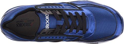 Brooks Heritage Mens Regent Sodalite Blauw / Zwart 7 D Ons