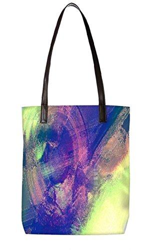 Tela multicolor Snoogg Ltr 3313 Playa Y totebag De Multicolor Bolsa bl aqqEYAw