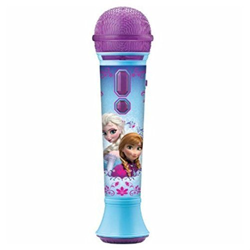 Microphone Magical MP3 Sing Along Elsa Anna Princesses Music Movie from Unbranded