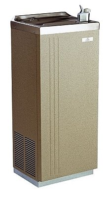 Oasis PLF8FAH Water Cooler, Hot 'N' Cold 8 GPH Free Standing Refrigerated Drinking Fountain