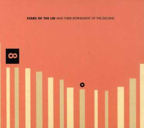 CD : Stars of the Lid - Stars Of The Lid And Their Refinement Of The Decline (CD)