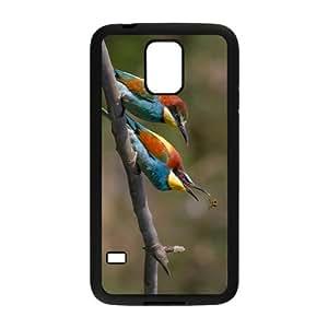 Cute Hummingbird Hight Quality Plastic Case for Samsung Galaxy S5