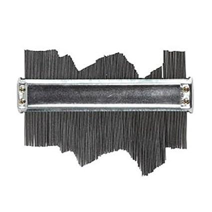"""125 mm/5 """"metal profesional contorno perfil calibre azulejos alfombra para suelos"""