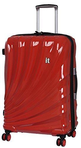 it luggage Bolero 27.6' 8 Wheel Expandable Luggage Spinner (Grenadine/Black Trim)