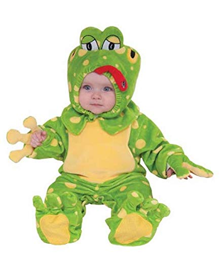 Forum 69977-As-Infant Baby Froggie, Infant, Pack of 1 ()