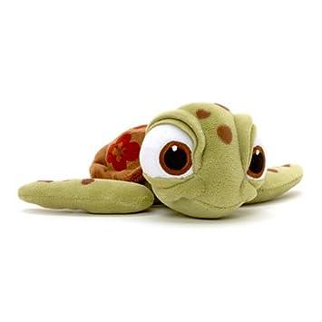 Disney Oficial Buscando a Nemo 14cm Squirt suave peluche de juguete