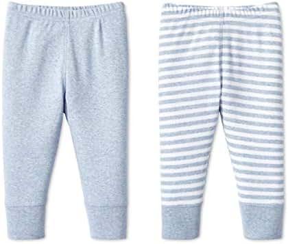 LAMAZE Organic Baby Baby Boys' Pure Organic Cotton Pants
