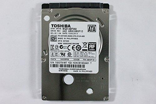 Dell 2Y22D MQ01ABF050 2.5