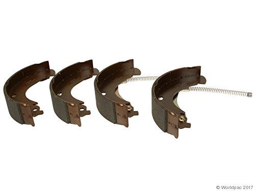 Brembo W0133-2043428 Drum Brake Shoe by Brembo