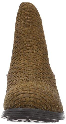 Ilse Jacobsen Damen Stiefelette, RUBY451 - Botas de cuero para mujer beige - Beige (Tan (221))